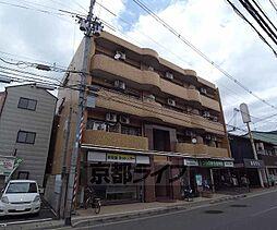 京都府京都市右京区嵯峨野開町の賃貸マンションの外観
