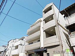 大阪府大阪市住吉区大領4丁目の賃貸マンションの外観