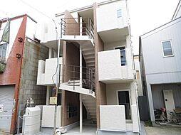ポルトボヌール綾瀬[1階]の外観