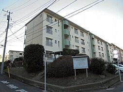 ポプラヶ丘コープ11号棟[203号室]の外観