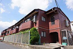 第1タカサハイム[3階]の外観