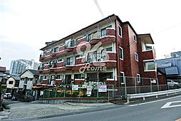 兵庫県神戸市須磨区車字霜ノ下の賃貸マンションの外観