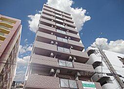 コスモプラザ新大阪[6階]の外観