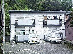 セレナード・F[2階]の外観