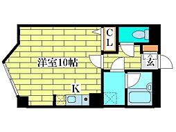 N2BLD[2階]の間取り