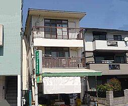 京都府向日市寺戸町西田中瀬の賃貸マンションの外観