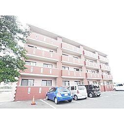 静岡県静岡市清水区駒越中の賃貸マンションの外観