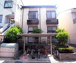 京都府京都市右京区西京極郡町の賃貸アパートの外観