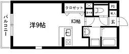 S・AMK[2階]の間取り