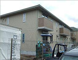東京都三鷹市下連雀6丁目の賃貸アパートの外観