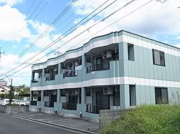 千葉県千葉市緑区おゆみ野有吉の賃貸アパートの外観