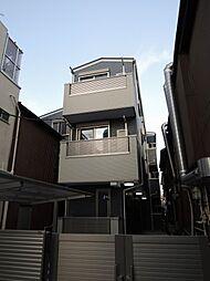 神奈川県横浜市鶴見区本町通2丁目の賃貸アパートの外観