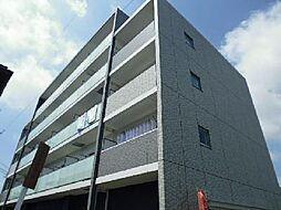 愛知県安城市井杭山町高見の賃貸マンションの外観
