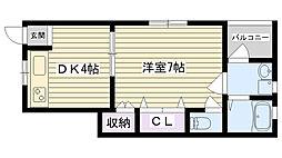 [一戸建] 大阪府大阪市鶴見区鶴見3丁目 の賃貸【/】の間取り