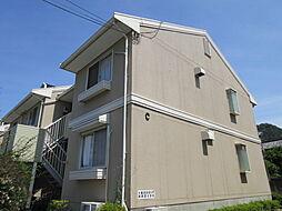 大阪府四條畷市南野5丁目の賃貸アパートの外観