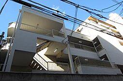 広田家マンション[3階]の外観