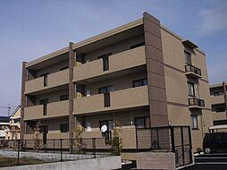キャッスルコート[2階]の外観