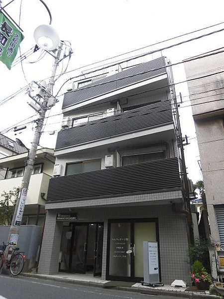 THレジデンス南長崎 1階の賃貸【東京都 / 豊島区】