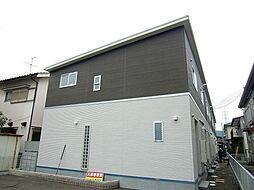 [タウンハウス] 岡山県岡山市北区楢津 の賃貸【/】の外観