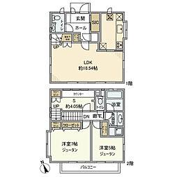 尾山台駅 23.0万円