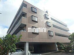 シティコート浜田[3階]の外観