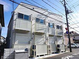 エターナル勝田台[2階]の外観
