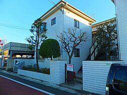 武蔵ハイム[123号室]の外観