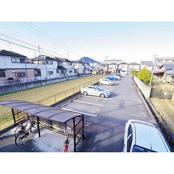 奈良県橿原市四分町の賃貸アパートの外観