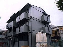 ハイエスト木村B棟[1階]の外観