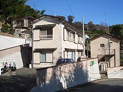 小松アパートI[1階]の外観