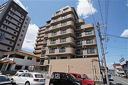 兵庫県姫路市飾磨区玉地1の賃貸マンションの外観