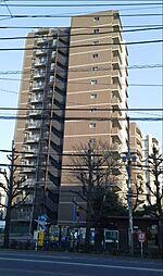 グローベル ザ・フォート シティパークス[8階]の外観
