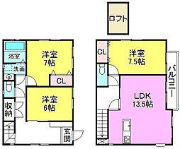 京王永山駅 2,280万円