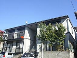 ビューテラス日野[2階]の外観