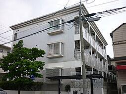 ジュネパレス松戸第17[101号室]の外観