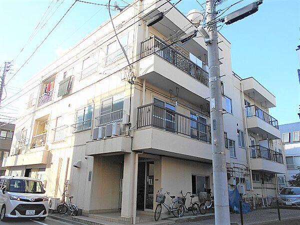 晟幸ビル 3階の賃貸【東京都 / 足立区】