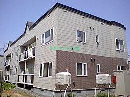 ディアパークNO.2[1階]の外観