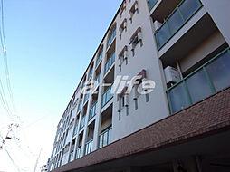 兵庫県芦屋市東山町の賃貸マンションの外観