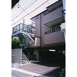 岐阜県岐阜市権現町の賃貸アパートの外観