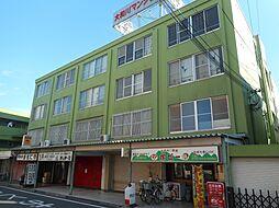 大和川マンション2号館[2階]の外観