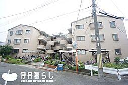 兵庫県伊丹市昆陽5丁目の賃貸マンションの外観