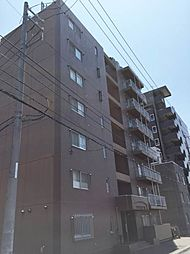 北海道札幌市西区発寒十条2丁目の賃貸マンションの外観