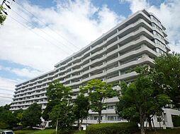 大阪府池田市伏尾台5丁目の賃貸マンションの外観