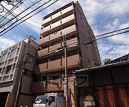 京都府京都市中京区天守町の賃貸マンションの外観