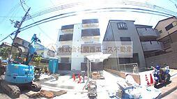 フジパレス堺梅北3番館[3階]の外観
