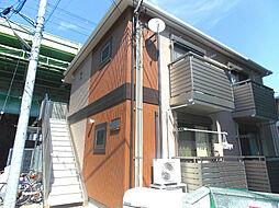埼玉県さいたま市南区別所7丁目の賃貸アパートの外観