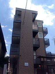 レオネクストレジスター本郷[1階]の外観
