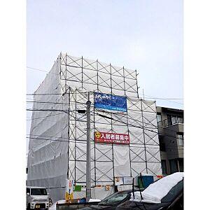 外観,1LDK,面積45.42m2,賃料6.4万円,札幌市電2系統 西線16条駅 徒歩2分,札幌市電2系統 西線14条駅 徒歩3分,北海道札幌市中央区南十五条西14丁目