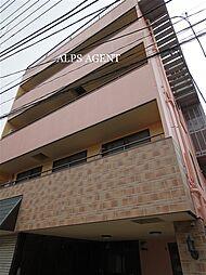 神奈川県横浜市中区山元町1丁目の賃貸マンションの外観