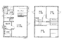 [一戸建] 東京都豊島区雑司が谷3丁目 の賃貸【/】の外観